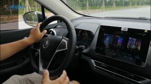 一起来试驾  感受一下采用全新e平台的比亚迪元EV 535有什么不同