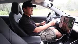 全天候试驾Model3,特斯拉的自动驾驶到底厉害在哪里?