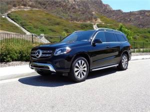 性价比最高的全尺寸SUV-奔驰GLS450