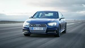 颜值超高,百公里加速4.7秒,奥迪S4旅行版年中发布