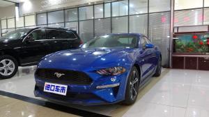 宝金利 18款P版Mustang时尚轿跑 配置全面解读