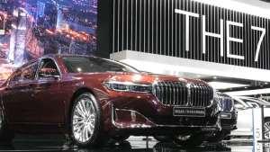 限量70台的车长什么样!BMW 7系华彩定制限量版,颜值完胜奔驰S级