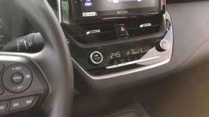 抢鲜看:全新一代丰田卡罗拉,实时PM2.5测定