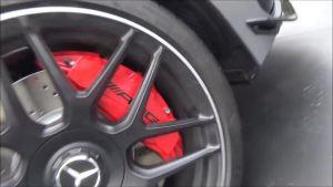 梅赛德斯-AMG CLA 45 S细节展示