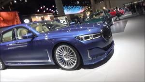 全新一代Alpina B7细节展示