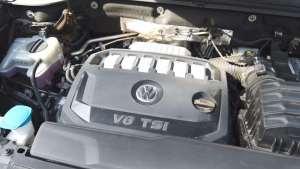 人民币的声音,来自大众途昂X 2.5T V6引擎的美妙男中音