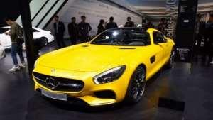 梅赛德斯-AMG新GT S敞篷版 搭4.0T引擎,海外现已接受预定