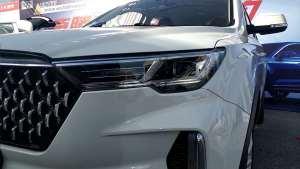 实拍一汽奔腾-2019款国六奔腾T33,售价7.08万~9.98万的小型SUV