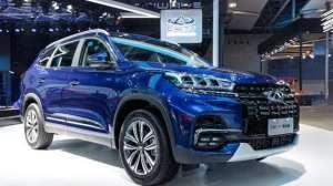 #易车真惠选#奇瑞全新SUV量产概念车广州车展全球首秀