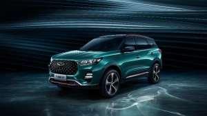 2019广州车展:奇瑞全新SUV量产概念车在车展迎来全球首秀