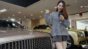 上海弓天 宾利慕尚高端座驾视频讲解 带您抢先看