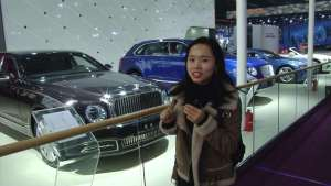 宾利4款新车亮相长沙车展,欧陆GT是小姐姐的最爱