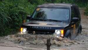 汽车知识百科:什么是涉水感应系统