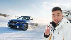 零下30度雪地绕圈漂移 旭子亲历BMW3行动