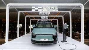 """最靠谱的新势力造车来了,""""新势代品质SUV"""" 爱驰U5震撼上市"""