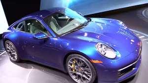 全新保时捷911 Carrera 4S