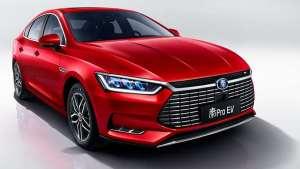 比亚迪首月销量4万+ 新能源车型反超燃油车