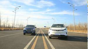 挑战燃油车: 威马EX5和哈弗H6,家用10万级SUV你站谁