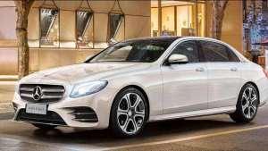 1.5T动力落地价格近50万 新款奔驰E级上市