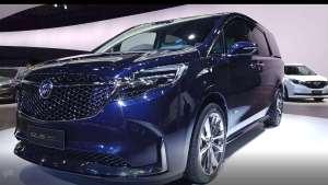 上海车展解读全新别克GL8 Avenir概念车,对标埃尔法