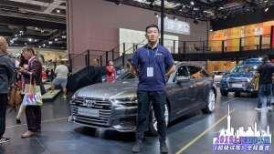 比A6L更加心动 全新A6 Avant上海车展首发