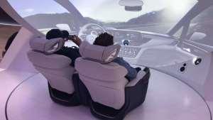 别克GL8 Avanir概念车,其实就是年底上市的2020款