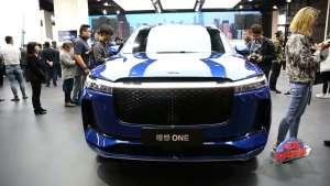 2019上海车展,理想one成为关注度最高造车新势力品牌