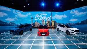 福特展台看福特中国2.0未来发展趋势