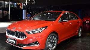 十万元自动档运动轿车 全新一代K3有望5月16日上市