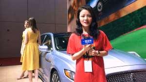 林肯大陆80周年纪念版在2019年上海车展亮相