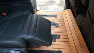 西安改个车|日产贵士木地板,航空座椅,定制脚垫