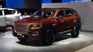 哈弗销量突破500万辆,上海车展H6纪念版首发