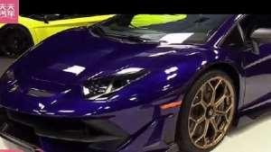 兰博基尼 Aventador SVJ Super Veloce