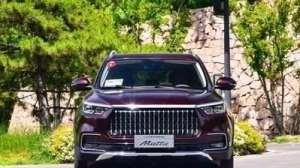 猎豹新车Mattu进军高端SUV,网友看完有话要说