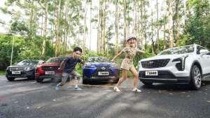 不带BBA玩了,这4款豪华入门SUV怎么选!?