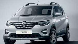 2020款雷诺7座SUV专供印度市场的 引进中国会好卖吗?