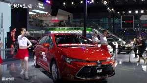 TNGA首款中级车上市,全新换代雷凌刷新轿车市场价值