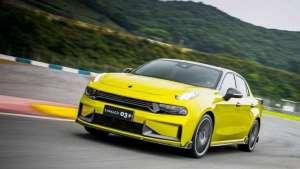 8月3日网上开抢 领克03+如何引领中国品牌性能车