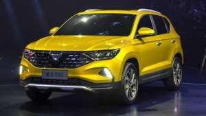 延续高性价比,捷达品牌首款SUV开启预售