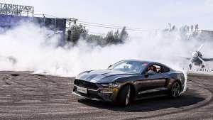 福特Mustang Day,让你三秒学会漂移