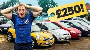 英国二手车市场大揭秘,2000块不到就能买辆沃尔沃!