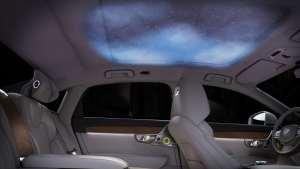 沃尔沃S90 Ambience概念车内部演示