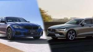 二胎奶爸换新车!沃尔沃新V60和宝马新3系,谁更合适?丨你问我答