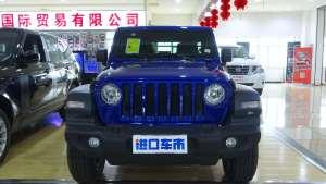 丰和鑫达 2019款jeep牧马人复古造型 现车视频解析