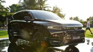 广汽本田中型SUV皓影公布预售价 ,18万元起