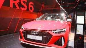 配4.0T引擎,3.6秒破百,奥迪新RS6 Avant海外售价公布