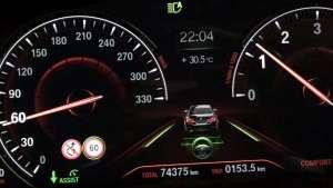 全新宝马x3升级ACCplus驾驶辅助系统测试