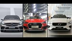 旅行的意义!沃尔沃V60、奔驰C级和奥迪A4 Avant买谁好呢?