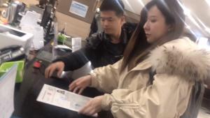 """10000去韩国考国际驾照 Kat""""血""""拼了三天"""