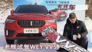 撒点野 买点菜 全能型高颜值SUV 老辉试驾WEY VV5